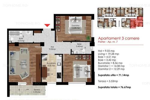 Lotus Residence -  Dimitrie Leonida