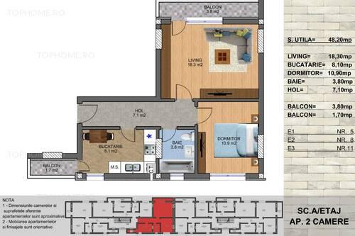 Ansamblu N&D Residence –apartamente Dimitrie Leonida