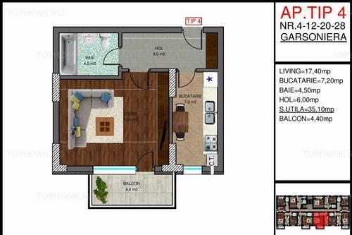 Ansamblu rezidential Mellyza Residence - Bucuresti