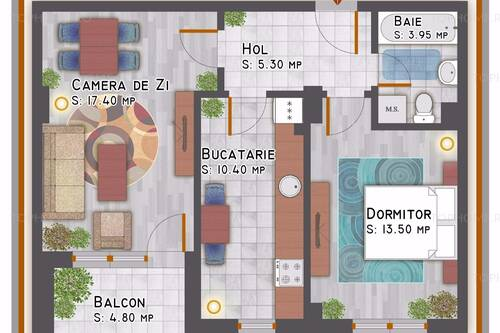 Ansamblu rezidential PR Residence – Popesti Leordeni