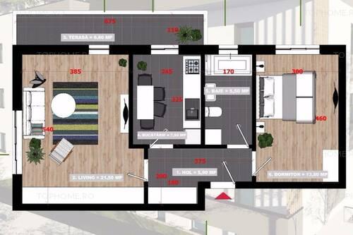 Ansamblu rezidential Rosa Residence - Bucuresti