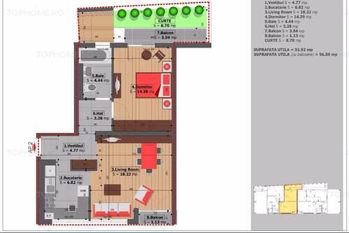 Ansamblu rezidential Tineretului | Apartamente Bucuresti
